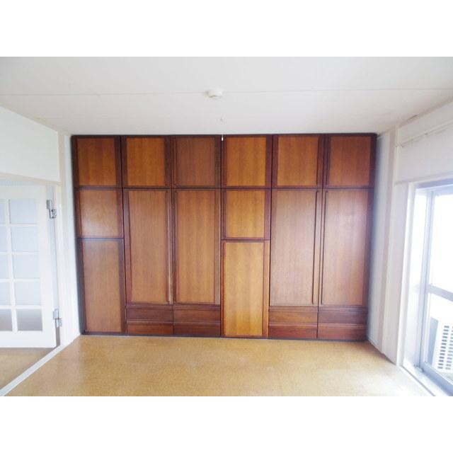ヴィラウィスタリア 313号室の収納