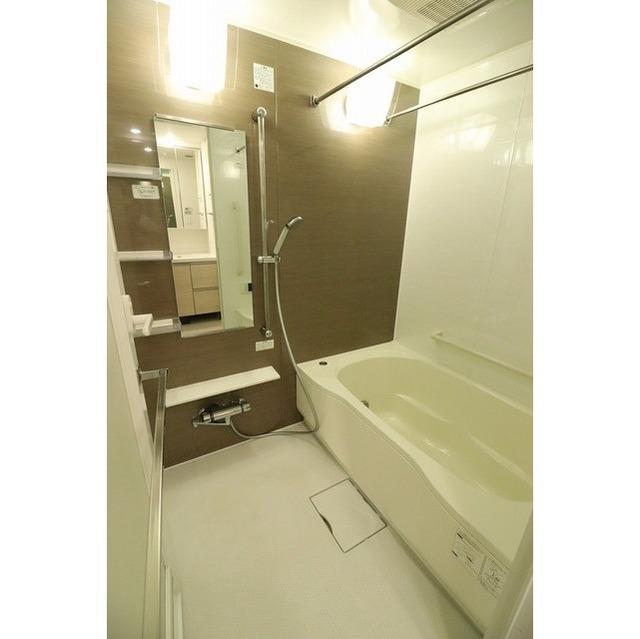 ウィルテラス滝野川 202号室の風呂