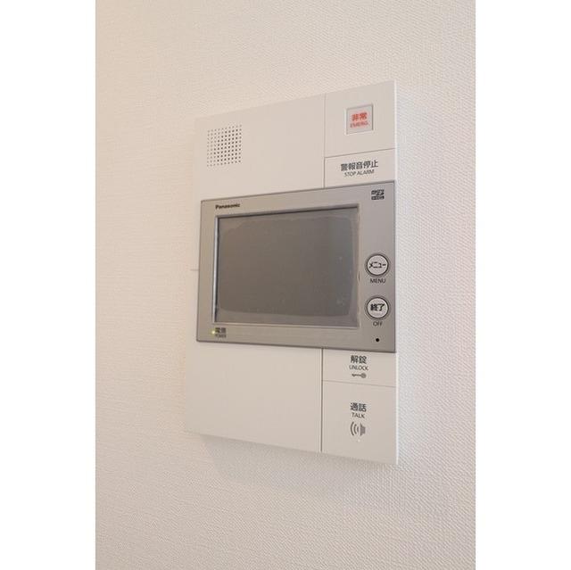ジオエント巣鴨 0202号室のセキュリティ