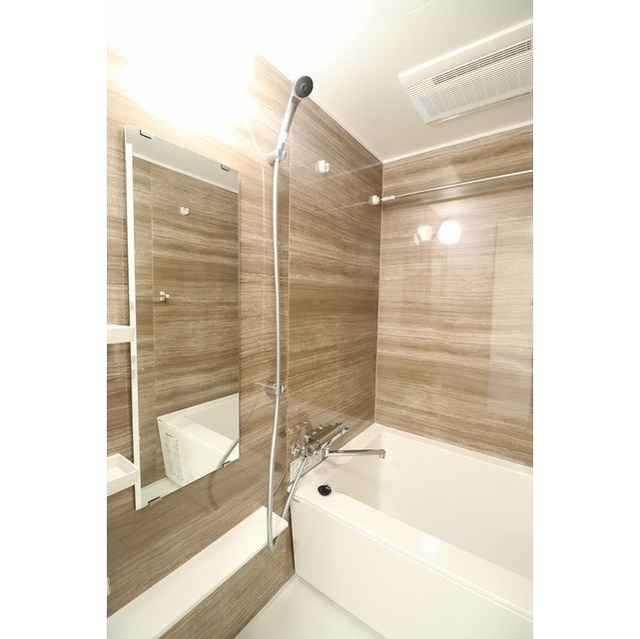 ジオエント巣鴨 0202号室の風呂