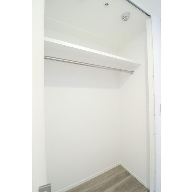 ジオエント巣鴨 0601号室の収納