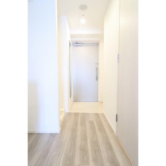 ジオエント巣鴨 0601号室の玄関