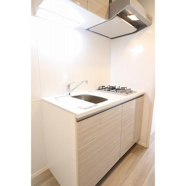 ジオエント巣鴨 0302号室のキッチン