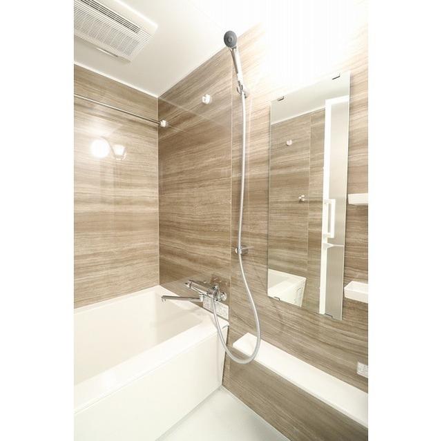 ジオエント巣鴨 0302号室の風呂