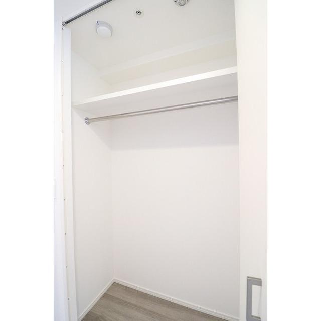 ジオエント巣鴨 0502号室の収納