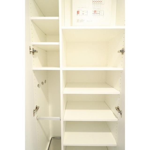 ジオエント巣鴨 0503号室のキッチン