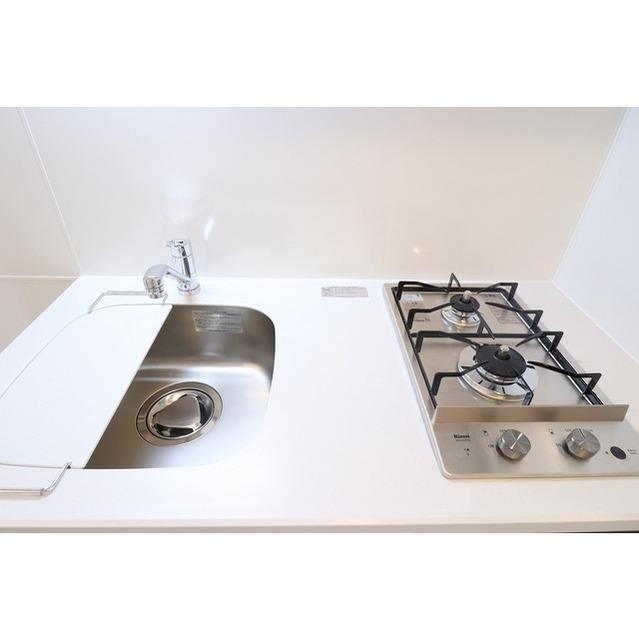 ジオエント巣鴨 0504号室のキッチン