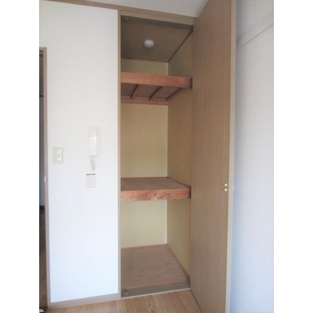 シティコート千駄木 203号室の収納