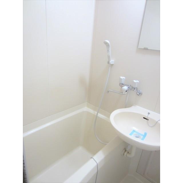 シティコート千駄木 203号室の風呂