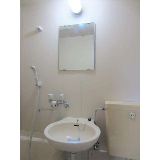 シティコート千駄木 203号室の洗面所