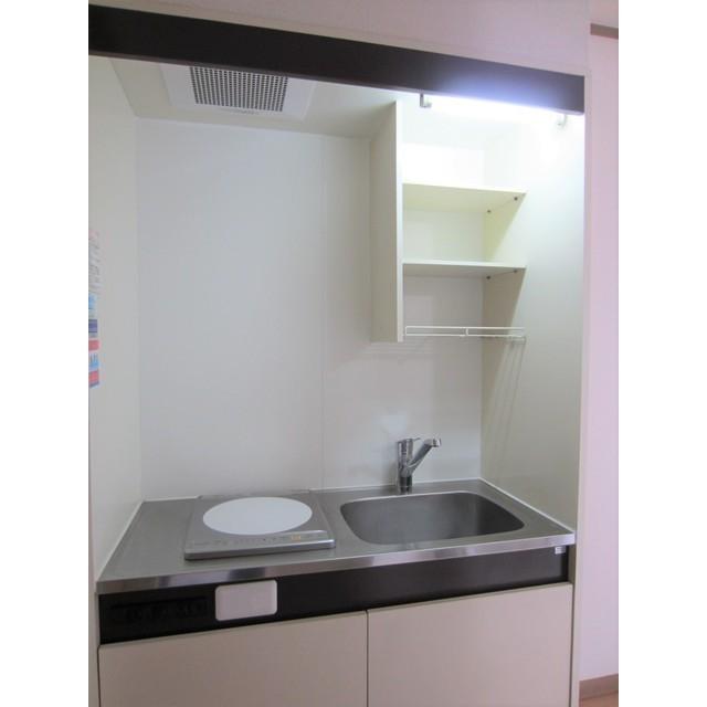 シティコート千駄木 303号室のキッチン