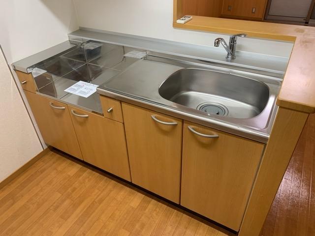 TNコーポ 103号室のキッチン