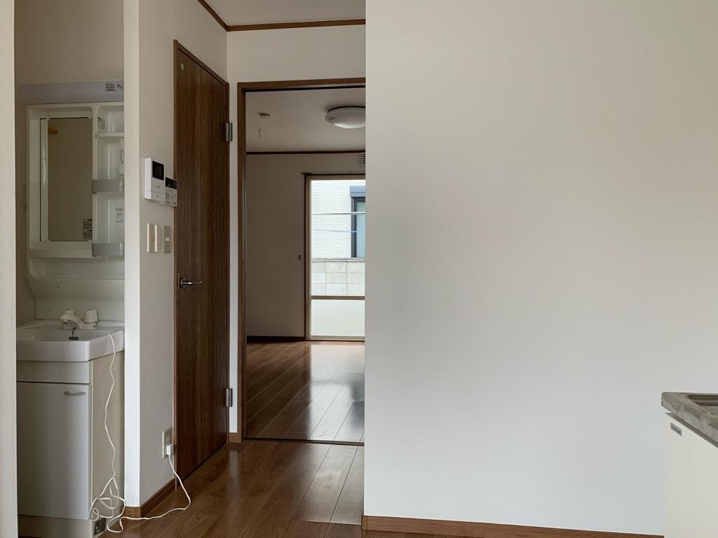 カモメハイツ 101号室のキッチン
