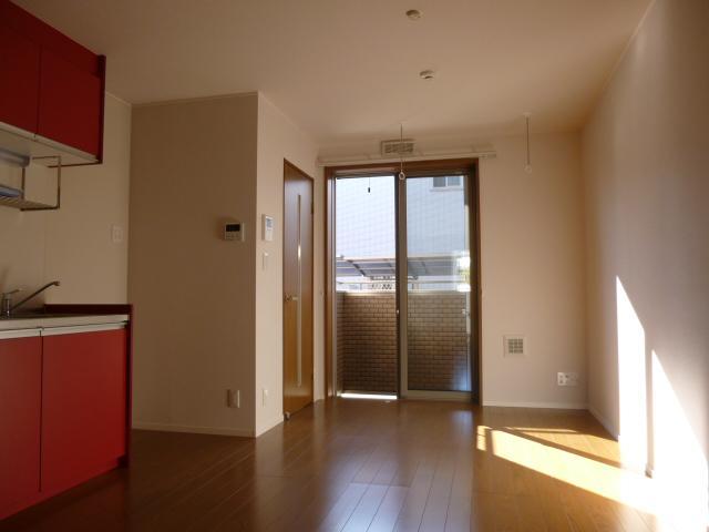 サンクラベール 101号室のリビング