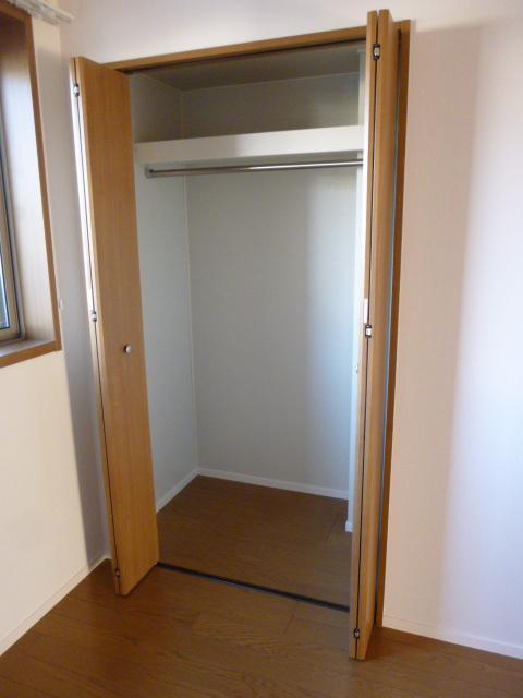 サンクラベール 101号室の収納