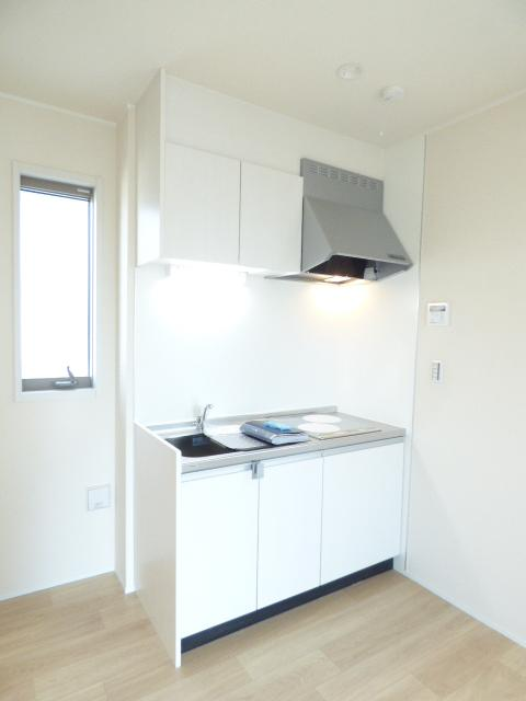 不二セーヌ 501号室のキッチン