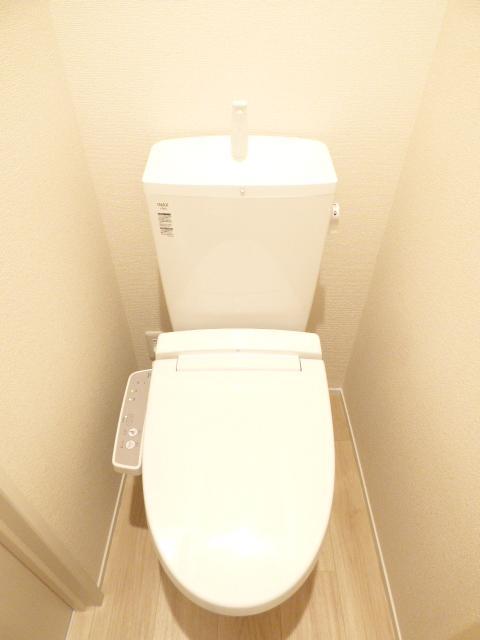 不二セーヌ 501号室のトイレ