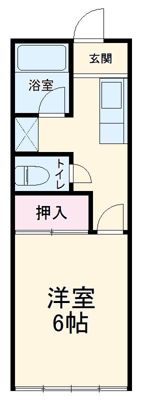 新着賃貸4:栃木県宇都宮市峰町の新着賃貸物件