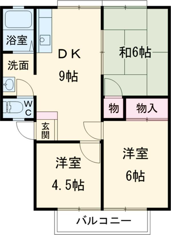 新着賃貸13:栃木県宇都宮市上大曽町の新着賃貸物件