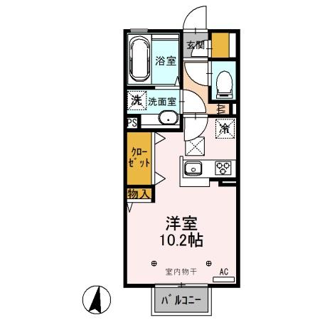 新着賃貸17:茨城県筑西市稲野辺の新着賃貸物件
