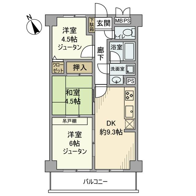 新着賃貸20:千葉県松戸市六高台7丁目の新着賃貸物件