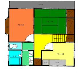 中島住宅‐2の間取り