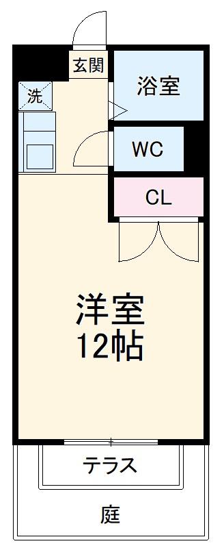 新着賃貸21:岐阜県岐阜市粟野東5丁目の新着賃貸物件