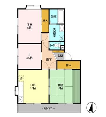 新着賃貸7:埼玉県さいたま市見沼区大字南中丸の新着賃貸物件