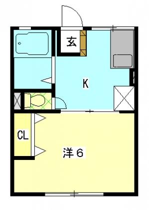 新着賃貸8:静岡県浜松市中区佐藤1丁目の新着賃貸物件