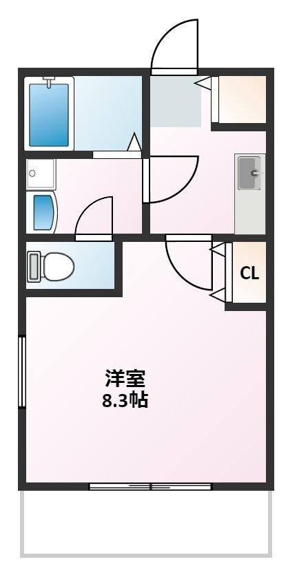 新着賃貸8:静岡県浜松市中区龍禅寺町の新着賃貸物件