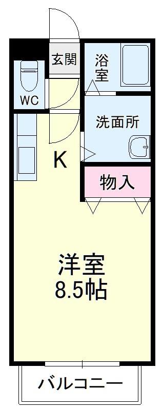 新着賃貸15:静岡県浜松市中区泉2丁目の新着賃貸物件