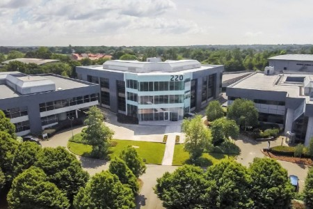 Regus takes 34,000 sq ft at Winnersh Triangle}