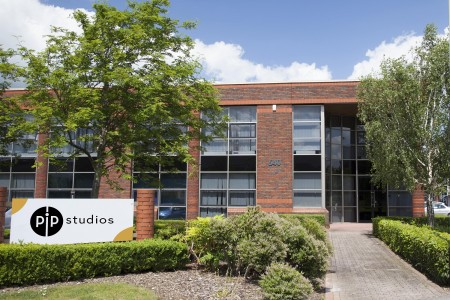<strong>Winnersh Triangle ready for action as Pip Studios Ltd lease high-tech facility</strong>}