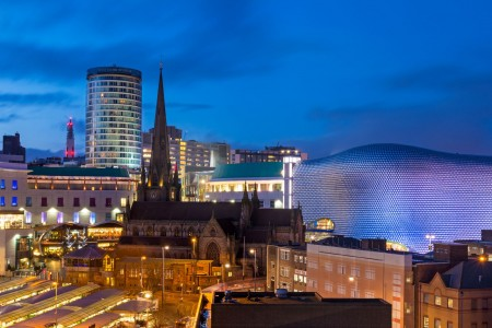 <strong>Birmingham booms as industrial and office market remain strong</strong>}