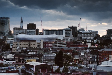 Booming Birmingham – the rise of the serviced office}