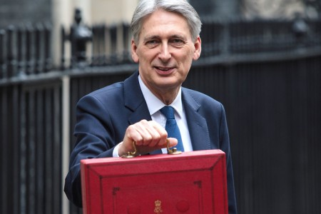 Autumn Budget 2018: Relief for the few, not the many}