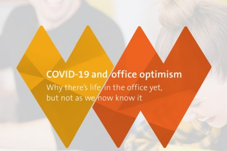 <strong>COVID-19 and office optimism:A report on the future of the office</strong>}