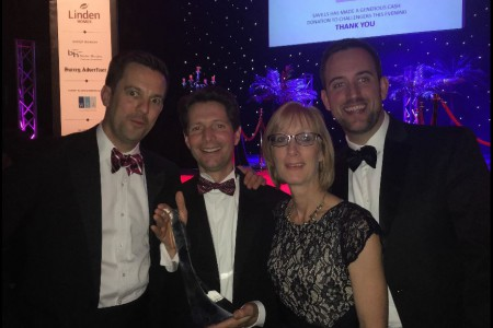 Vail Williams is voted Best Property Services Company in Surrey Property Awards}