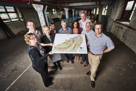 <strong>£25m regeneration project to shine a light on historical Black Country site - with a little help from its friends</strong>}