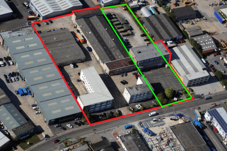 <strong>Dorset's largest Industrial estate to get even bigger with addition of state-of-the-art new industrial units.</strong>}