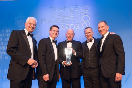 <strong>Vail Williams' exceptional client service rewarded at Thames Valley Property Awards</strong>}