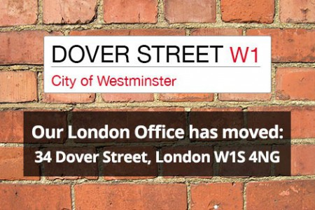 <strong>London Office Move</strong>}