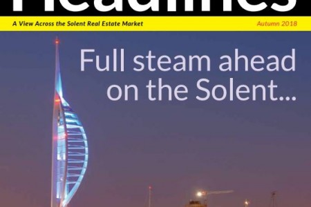 <p>Full steam ahead on the Solent</p>}