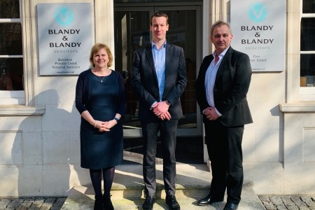 <strong>There's No Place Like 'Home' for Blandy & Blandy Solicitors</strong>}