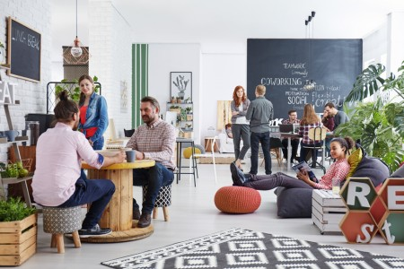 Productivity and the transformation of the working environment}