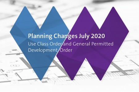 <strong>Planning Changes July 2020 - A guide to the latest developments</strong>}