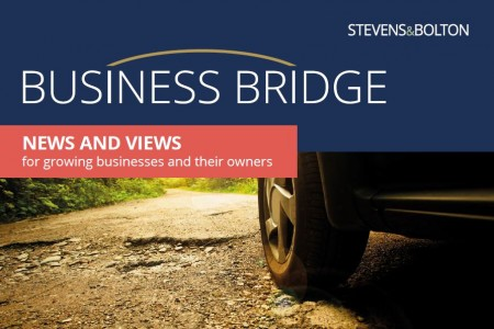 <p>Business Bridge Magazine - our views and advice on dilapidations</p>}