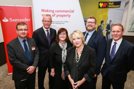 <p>Vail Williams takes part in Solent Business Growth Summit 2018</p>}