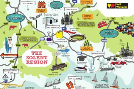 Vail Williams' take on the Solent region}