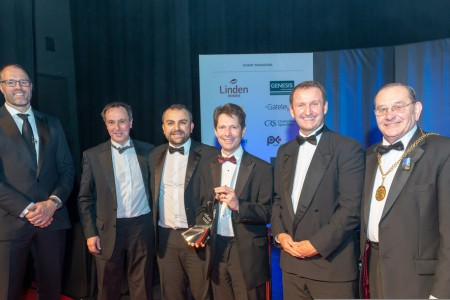 Vail Williams scoops prize at Surrey Property Awards}